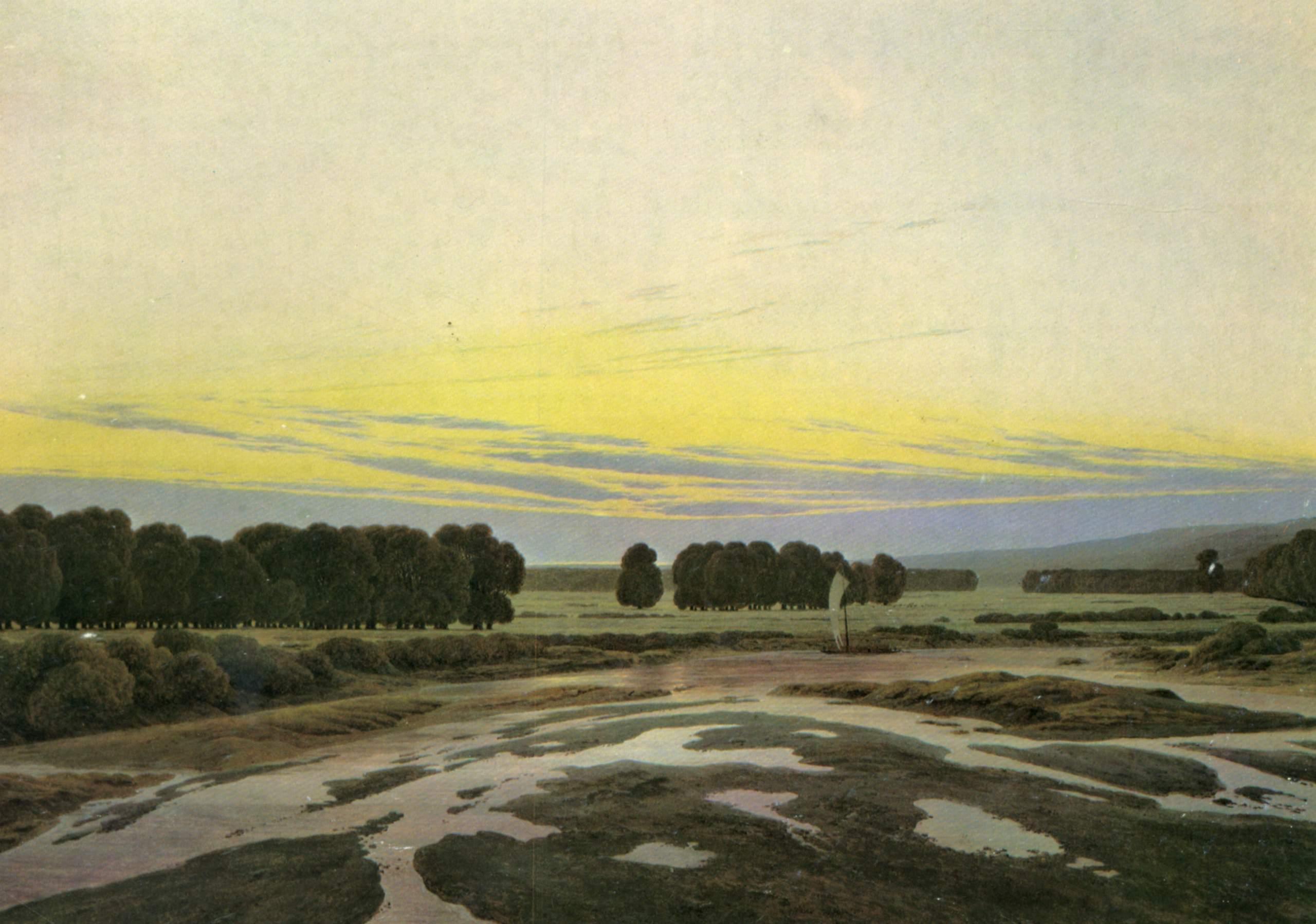Caspar David Friedrich - La grande riserva